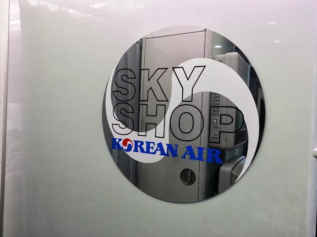 Korean Air Duty Free