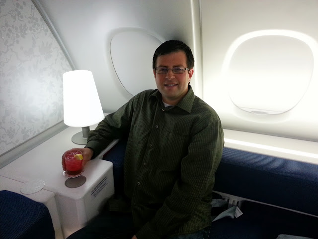 Korean Air Lounge