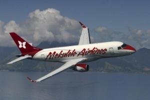 Mokulele Begins Embraer 170 Service in Hawai'i