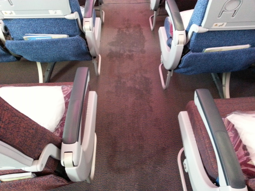LAN Dirty 787 Carpet