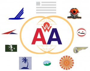 US Airways American Heritage Logo