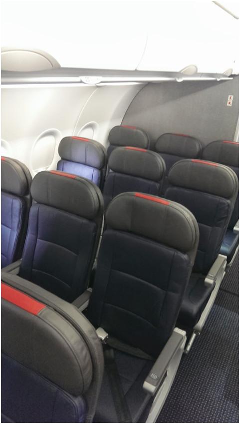 A319 Seat