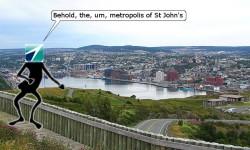 St John's Canada