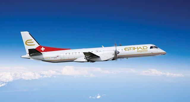 Etihad Regional Darwin Airline