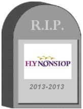 flynonstop Shut Down