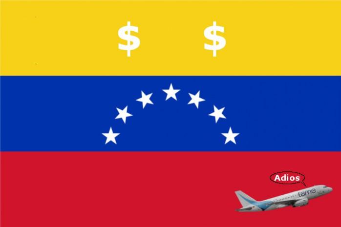 Airlines Hate Venezuela
