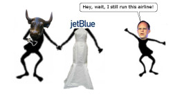 Wall Street Loves JetBlue Without Barger