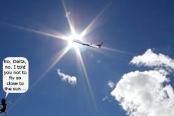 Delta Icarus