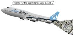 Avatar Airlines Indiegogo