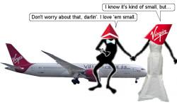 Delta Loves Small Virgins