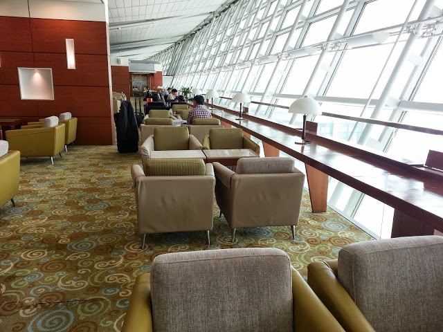 Korean First Lounge