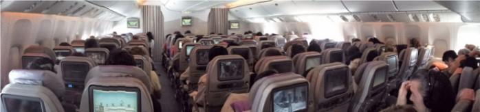 777-200LR Panorama