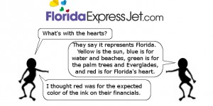 Who the F*&@ is Florida Express Jet?