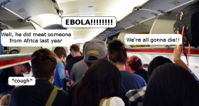 Let's Avoid Ebola Paranoia and Stop All These Airplane Quarantines with Some Handy Tips