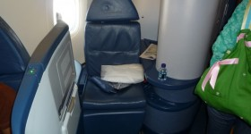 Delta Goes Fully Flat… in Business Class… on Widebodies... on Overseas Fligh