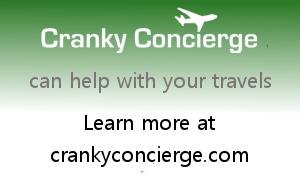 Cranky Concierge Ad